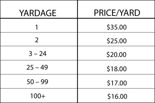volume discount on fabric on papilioprints.com